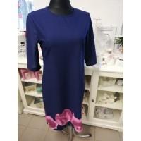 Tulpidega kleit