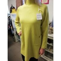 Kollane kleit-tuunika